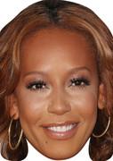 Mel B  Music Celebrity Face Mask
