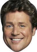 Michael Ball  Music Celebrity Face Mask