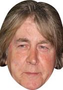 Mick Taylor  Music Celebrity Face Mask