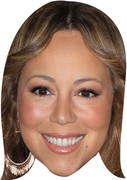 Miriah Carey2  Music Celebrity Face Mask