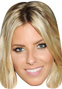 Mollie King  The Saturdays  Music Celebrity Face Mask