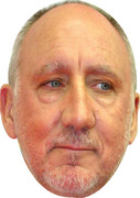 Pete Townsend  Music Celebrity Face Mask
