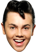 Ray Quinn  Music Celebrity Face Mask