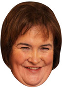 Susan Boyle 2014 2017 - MUSIC Celebrity Face Mask