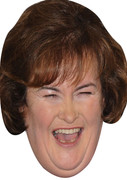 Susan Boyle MINT 2017 - MUSIC Celebrity Face Mask