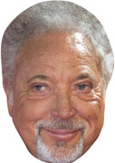 Tom Jones2 2017  Music Celebrity Face Mask