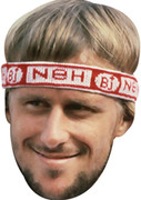 Bjorn Borg  Sports Celebrity Face Mask