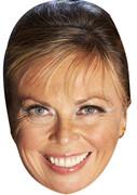 Jane Torville 2017  Sports Celebrity Face Mask