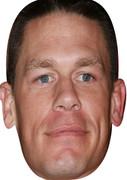 John Cena (2)  Sports Celebrity Face Mask