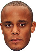 Kompany  Sports Celebrity Face Mask