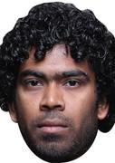 Lasith Malinga  Sports Celebrity Face Mask