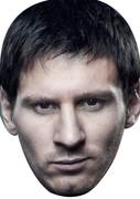 Lionel Messi Grey 2017  Sports Celebrity Face Mask