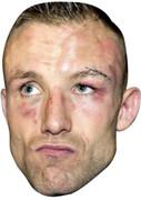 Micheal Kessler Boxer  Sports Celebrity Face Mask