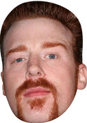 Sheamus Wwe 2017  Sports Celebrity Face Mask