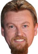 Simon Whitlock 2017  Sports Celebrity Face Mask
