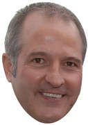 Steve Bull  Wolves Footballer 2017  Sports Celebrity Face Mask