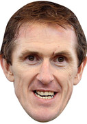 Tony Ap Mccoy 2017  Sports Celebrity Face Mask