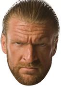 Triple H Wrestler 2017 - SPORTS Celebrity Face Mask