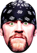 Undertaker Wrestling Wwe 2017  Sports Celebrity Face Mask