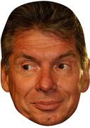 Vince McMahon 2017 - SPORTS Celebrity Face Mask