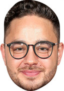 Adam Thomas  MH 2017 - TV Celebrity Face Mask