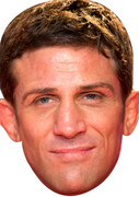 Alex Reid (2) 2017  Tv Celebrity Face Mask