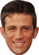Alex Reid  Tv Celebrity Face Mask