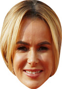 Amanda Holden MH 2017  Tv Celebrity Face Mask