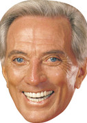 andy-williams - TV Celebrity Face Mask