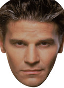Angel  Buffy  Tv Celebrity Face Mask