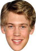 Austin Butler MH 2017  Tv Celebrity Face Mask