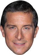 Bear Grylls  Tv Celebrity Face Mask