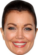 bellamy young  MH  2017 - TV Celebrity Face Mask