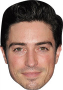 Ben Feldman MH 2017  Tv Celebrity Face Mask