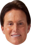 Bruce Jenner - TV Celebrity Face Mask