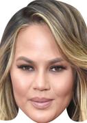 Chrissy Teigen MH 2017  Tv Celebrity Face Mask