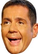 dale winton - TV Celebrity Face Mask