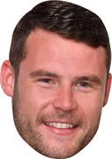 Danny Miller  Tv Celebrity Face Mask