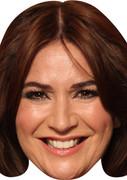 Debbie Rush MH 2017  Tv Celebrity Face Mask