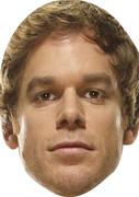 Dexter Michael C. Hall  Tv Celebrity Face Mask