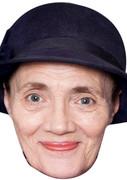 Edna Birch  Tv Celebrity Face Mask