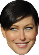 Emma Willis MH 2017  Tv Celebrity Face Mask
