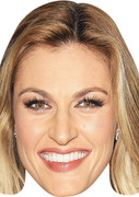 Erin Andrews MH 2017  Tv Celebrity Face Mask