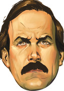 fawlty_final - TV Celebrity Face Mask