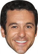 Fred Savage MH 2017  Tv Celebrity Face Mask