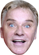 Freddie Starr 2017  Tv Celebrity Face Mask