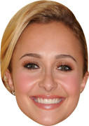 Hayden Panettiere MH 2017  Tv Celebrity Face Mask