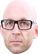 Jason_Bradbury - TV Celebrity Face Mask