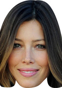 Jessica Beil MH 2017  Tv Celebrity Face Mask