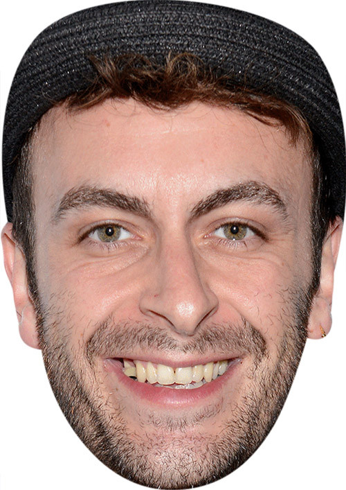 Joe Gilgun MH 2017 Tv Celebrity Face Mask - Celebrity ...